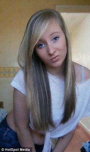white girl Innocent